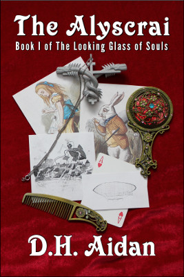 Cover image of The Alyscrai: Book I of the Looking Glass of Souls